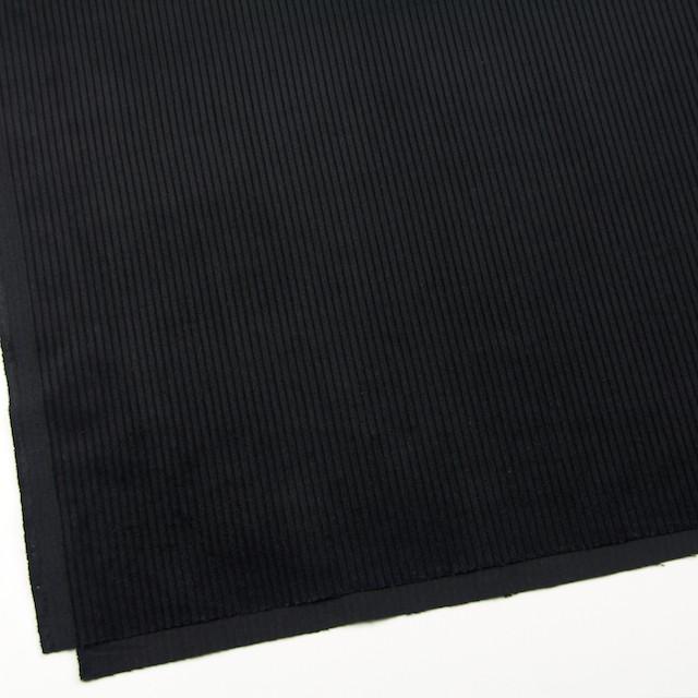 コットン&カシミア×無地(ブラック)×太コーデュロイ_全4色 イメージ2