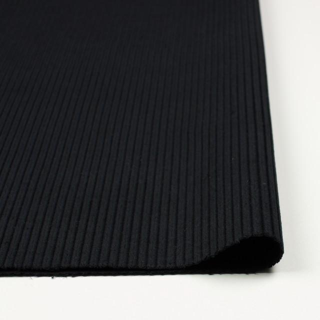 コットン&カシミア×無地(ブラック)×太コーデュロイ_全4色 イメージ3