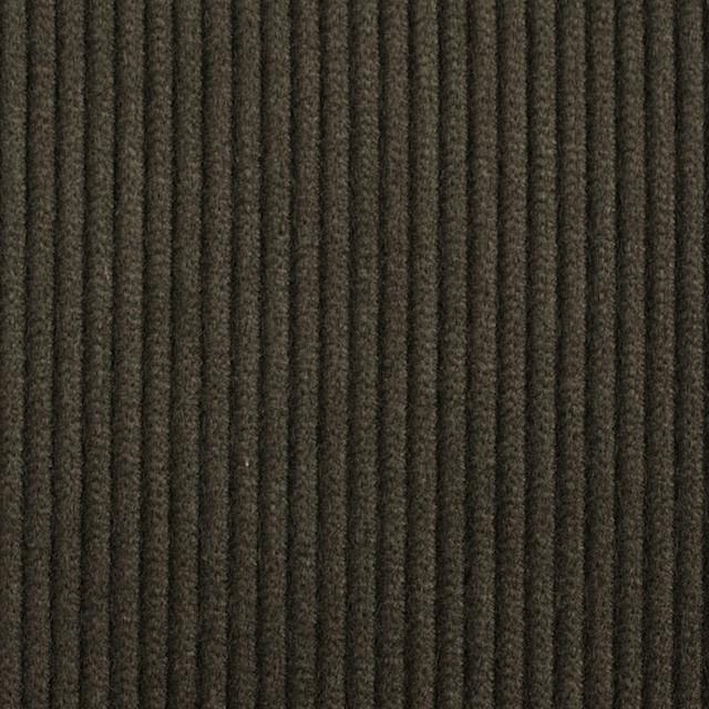 コットン×無地(ダークカーキ)×中コーデュロイ_全3色_イタリア製 イメージ1