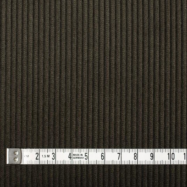 コットン×無地(ダークカーキ)×中コーデュロイ_全3色_イタリア製 イメージ4