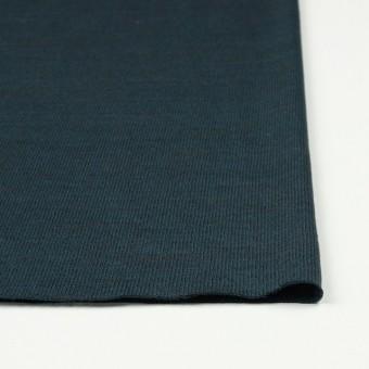 アクリル&ウール混×無地(バルビゾンブルー)×天竺ニット_全4色 サムネイル3