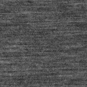 ウール&コットン×無地(グレー)×W天竺ニット サムネイル1