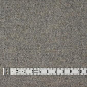 ウール&アクリル×無地(グレーミックス)×圧縮天竺ニット サムネイル4