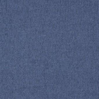 コットン×無地(ブルーグレー)×天竺ニット_全5色 サムネイル1