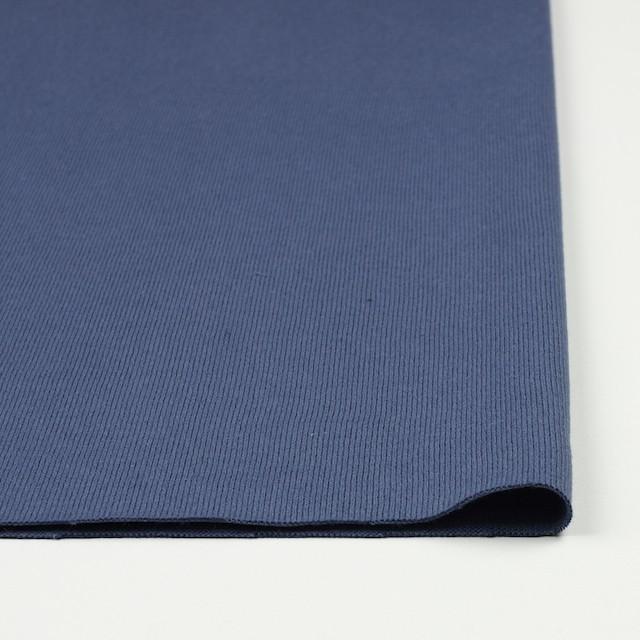 コットン×無地(ブルーグレー)×天竺ニット_全5色 イメージ3
