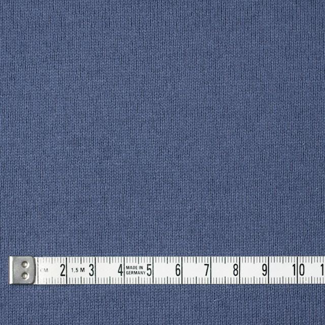 コットン×無地(ブルーグレー)×天竺ニット_全5色 イメージ4