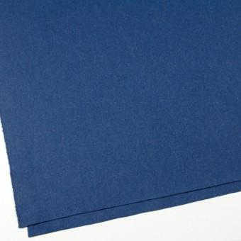 ウール×無地(ブルー)×フラノ(フランネル) サムネイル2