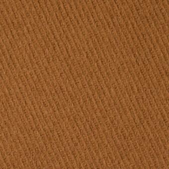 ウール&アクリル混×無地(ハニーブラウン)×カルゼ サムネイル1
