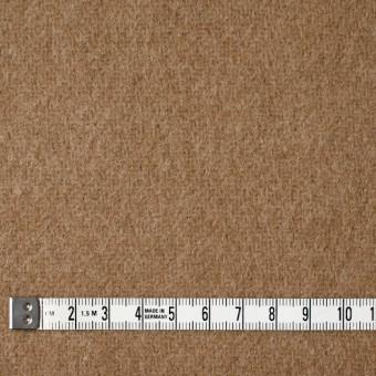 ウール×無地(カーキベージュ)×二重織 サムネイル4