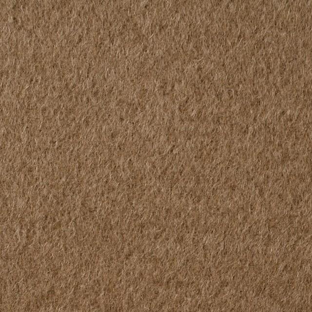 ウール&ナイロン×無地(カーキベージュ)×二重織ビーバー イメージ1