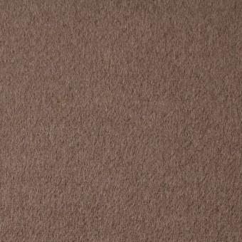 ウール&カシミア×無地(グレイッシュブラウン)×ビーバー サムネイル1