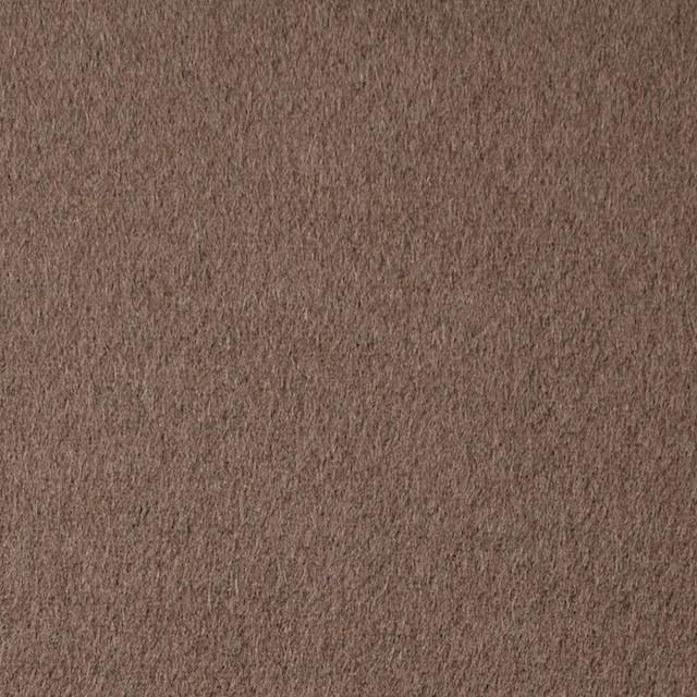 ウール&カシミア×無地(グレイッシュブラウン)×ビーバー イメージ1