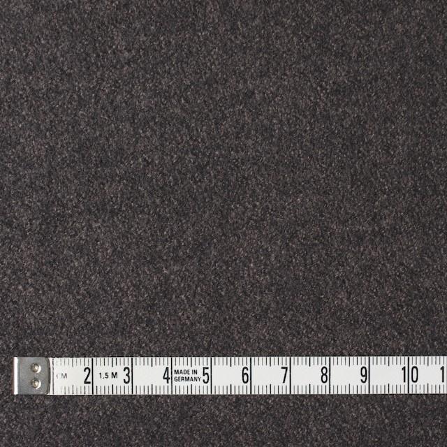 ウール×無地(レーズン)×ループツイード イメージ4