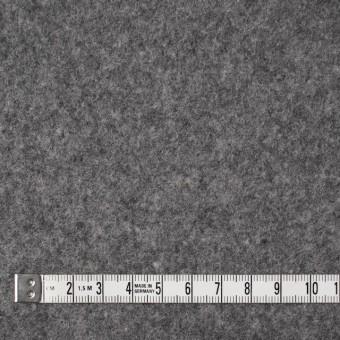 ウール×無地(グレー)×二重織 サムネイル4