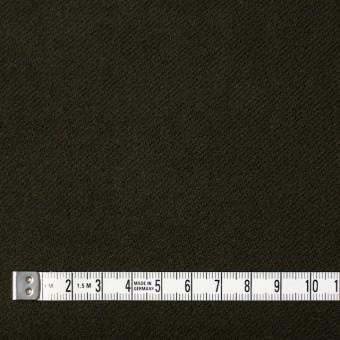 コットン×無地(カーキグリーン)×モールスキン サムネイル4