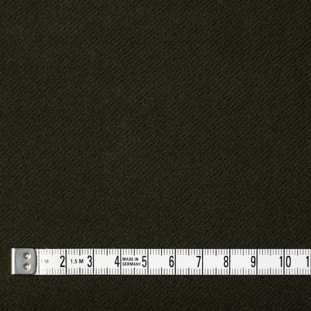 コットン×無地(カーキグリーン)×モールスキン イメージ4