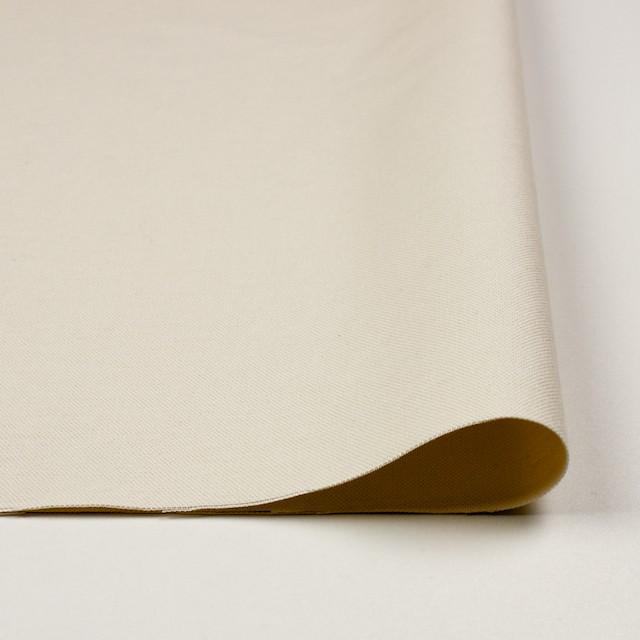コットン×無地(アイボリー)×オックスフォード_全2色 イメージ3