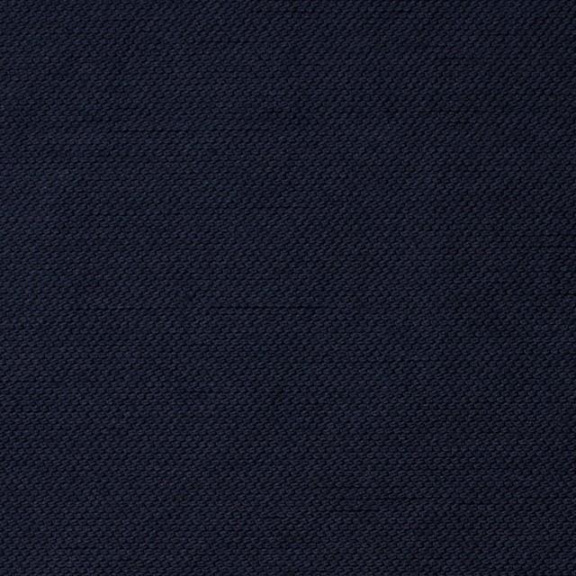 コットン×無地(ダークネイビー)×オックスフォード_全2色 イメージ1