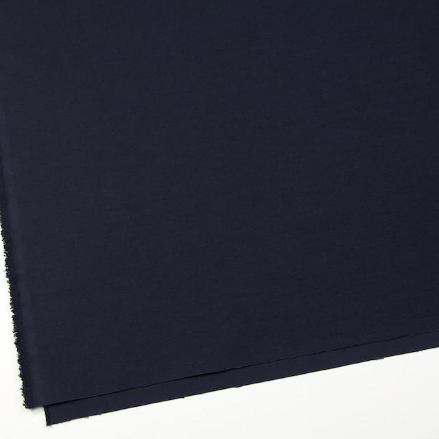 コットン×無地(ダークネイビー)×オックスフォード_全2色 イメージ2