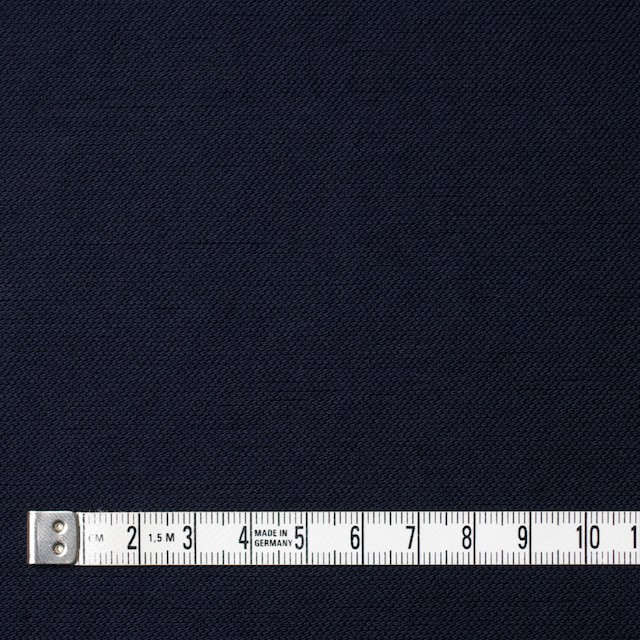 コットン×無地(ダークネイビー)×オックスフォード_全2色 イメージ4