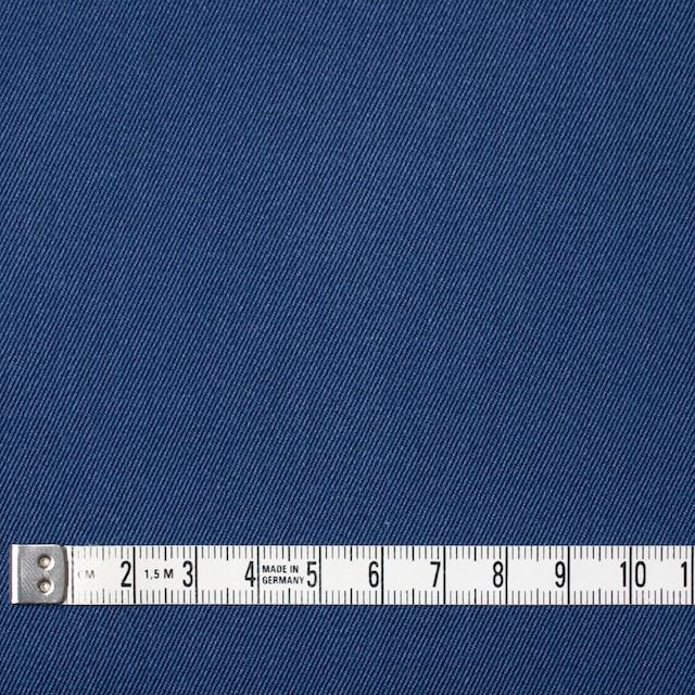 コットン&ナイロン×無地(サファイアブルー)×チノクロス_全2色 イメージ4