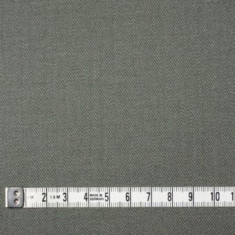 コットン&ナイロン×無地(アイビーグレー)×チノクロス_全2色 サムネイル4