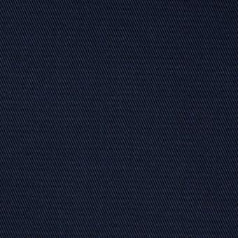 コットン×無地(ダークネイビー)×チノクロス_全2色 サムネイル1