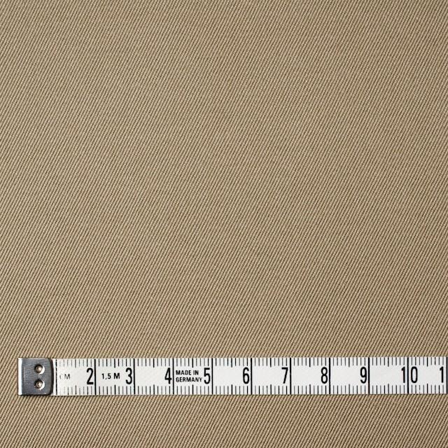 コットン×無地(カーキベージュ)×チノクロス(ウエポン) イメージ4