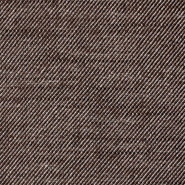 コットン&ウール×無地(ブラウン)×ビエラ イメージ1
