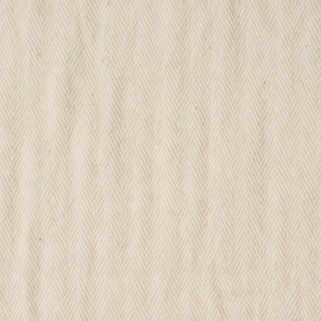 コットン×無地(キナリ)×ヘリンボーン&ガーゼ イメージ1