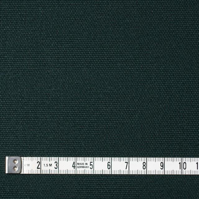 コットン×無地(ディープグリーン)×8号帆布_全3色 イメージ4