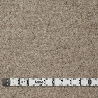 ウール×無地(アッシュベージュ)×圧縮メッシュニット_全5色 サムネイル4