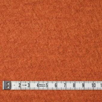 ウール×無地(オレンジ)×圧縮メッシュニット_全5色 サムネイル4