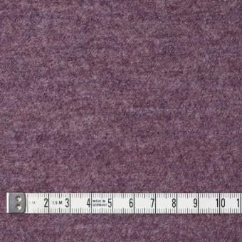 ウール×無地(モーブ)×圧縮メッシュニット_全5色 サムネイル4
