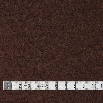 ウール×無地(ダークマホガニー)×圧縮メッシュニット_全5色 サムネイル4