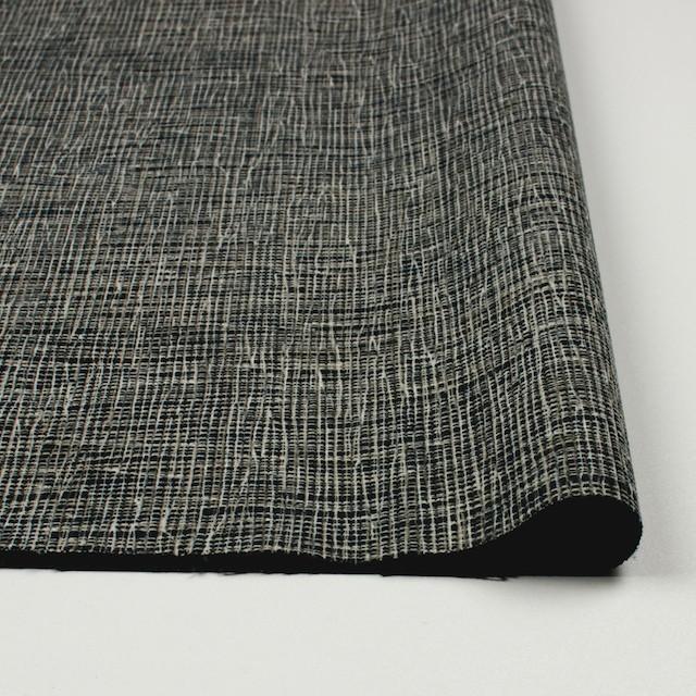 コットン&幾何学模様(カーキベージュ&ブラック)×中コーデュロイ イメージ3