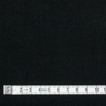 コットン&ポリウレタン×無地(ブラック)×ベッチン・ストレッチ サムネイル4
