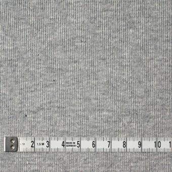 コットン×無地(グレー)×裏毛ニット サムネイル4