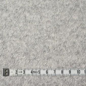 コットン×無地(ライトグレー)×パイル裏毛ニット サムネイル4