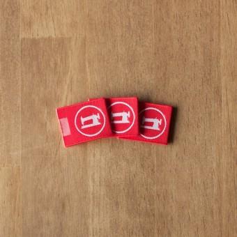 fab-fabricオリジナルタグ(レッド)_3枚セット サムネイル3