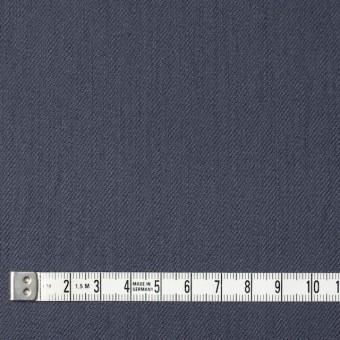 コットン&ポリウレタン×無地(スティールブルー)×チノクロス・ストレッチ_全2色 サムネイル4