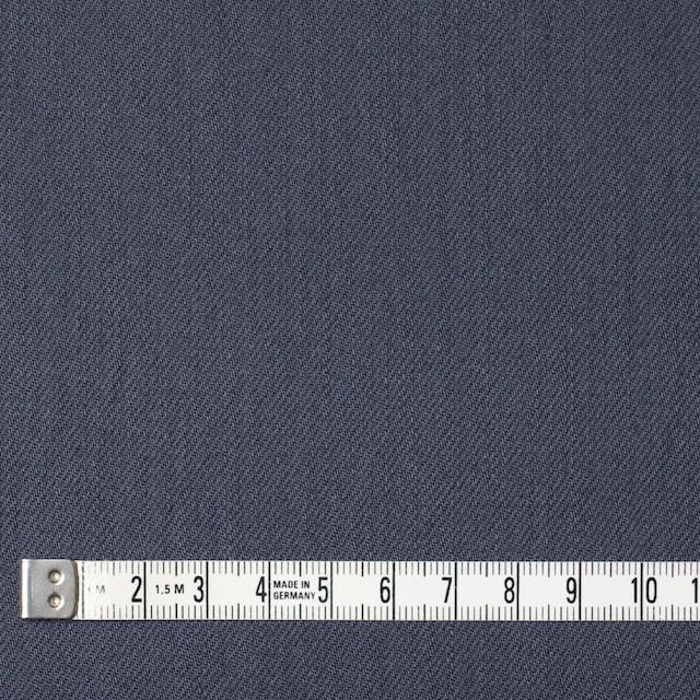 コットン&ポリウレタン×無地(スティールブルー)×チノクロス・ストレッチ_全2色 イメージ4