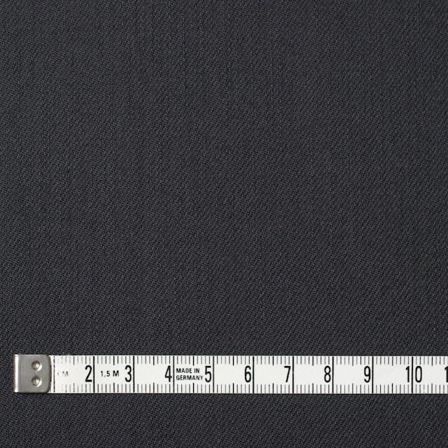コットン&ポリウレタン×無地(アッシュネイビー)×チノクロス・ストレッチ_全2色 イメージ4