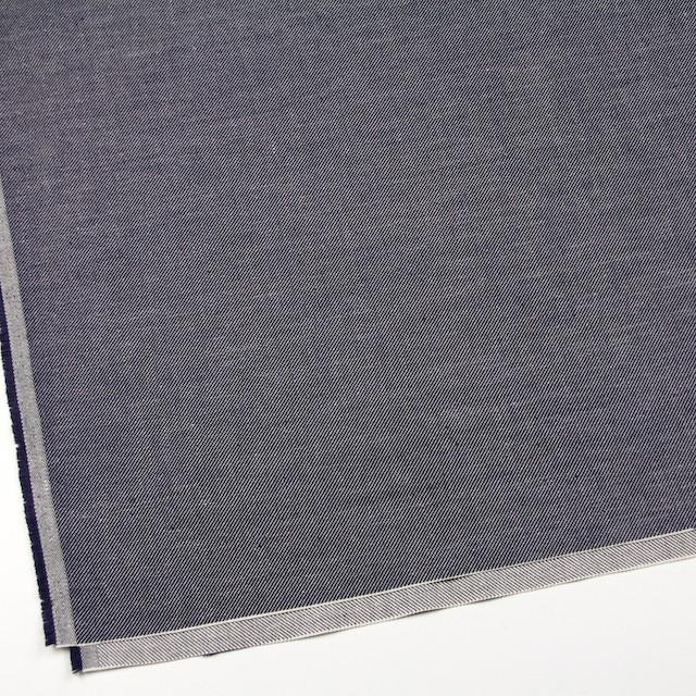 コットン×無地(ブルーグレー)×ソフトデニム_全3色 イメージ2