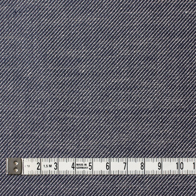 コットン×無地(ブルーグレー)×ソフトデニム_全3色 イメージ4