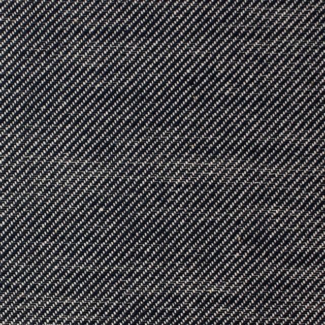 コットン×無地(ダークネイビー)×ソフトデニム_全3色 イメージ1