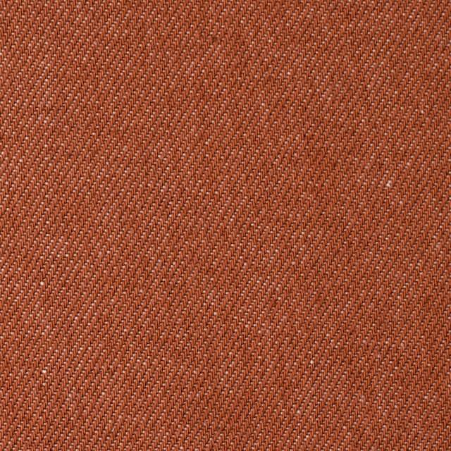 コットン×無地(オレンジ)×デニム_全5色 イメージ1