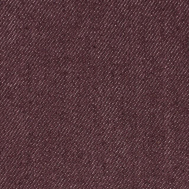 コットン×無地(ワイン)×デニム_全5色 イメージ1
