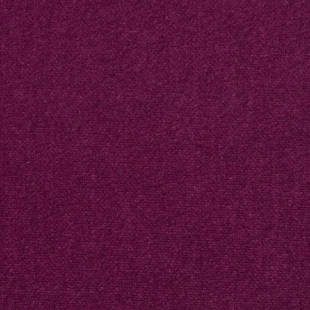 コットン×無地(ラズベリー)×ベルベット_全9色 イメージ1