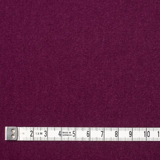 コットン×無地(ラズベリー)×ベルベット_全9色 イメージ4